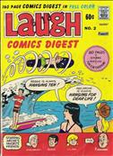Laugh Digest Magazine #2
