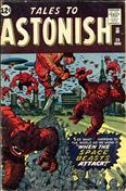 Tales to Astonish (Vol. 1) #29