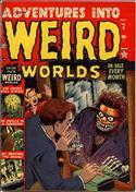Adventures Into Weird Worlds #6