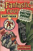 Fantastic Four (UK Edition, Vol. 1) #16