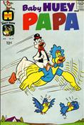 Baby Huey and Papa #27