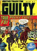 Justice Traps the Guilty #11