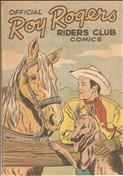 Official Roy Rogers Riders Club Comics #1