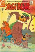Yogi Bear (Charlton) #2