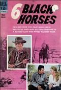 6 Black Horses #1