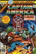Captain America (1st Series) Annual #4