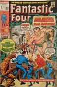 Fantastic Four (UK Edition, Vol. 1) #102