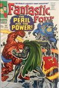 Fantastic Four (UK Edition, Vol. 1) #60