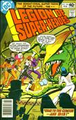 The Legion of Super-Heroes (2nd Series) #260
