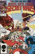 Marvel Super Heroes Secret Wars #9