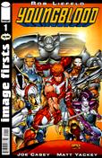 Youngblood #1  - 3rd printing