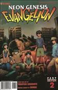 Neon Genesis Evangelion Book 7 #2 Variation A