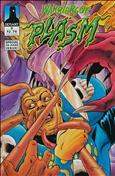 Warriors of Plasm #9
