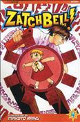 Zatch Bell! #4