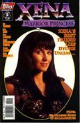 Xena: Warrior Princess (Vol. 1) #2 Special Cover