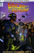 Back To The Future (IDW) #11