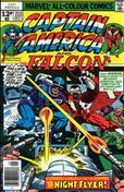 Captain America (UK Edition) #213