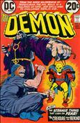 The Demon (1st Series) #4