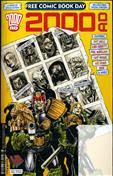 2000 A.D. Free Comic Book Day #2017