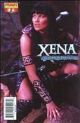 Xena (Dynamite) #2 Variation C
