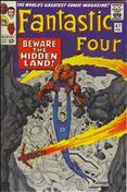 Fantastic Four (Vol. 1) #47