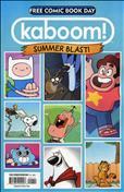 Kaboom! Summer Blast Free Comic Book Day #2014