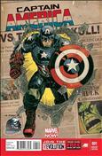 Captain America (7th Series) #1 Variation G