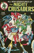 All New Adventures of the Mighty Crusaders #1