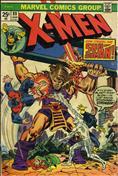 X-Men (1st Series) #89
