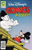 Walt Disney's Comics and Stories #578