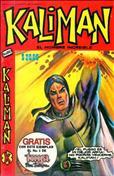 Kalimán El Hombre Increíble #943