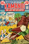 Kamandi, the Last Boy on Earth #5