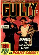 Justice Traps the Guilty #13