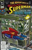 Adventures of Superman #481