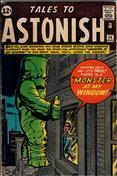 Tales to Astonish (Vol. 1) #34