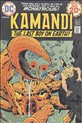 Kamandi, the Last Boy on Earth #21