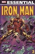 Essential Iron Man #2  - 2nd printing