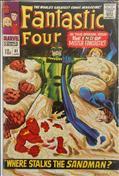 Fantastic Four (UK Edition, Vol. 1) #61