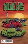 Fall of the Hulks: Alpha #1 Variation B