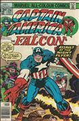 Captain America (UK Edition) #214