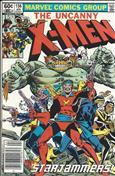 The Uncanny X-Men #156