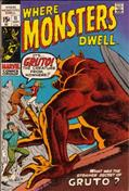 Where Monsters Dwell #11