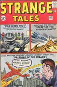 Strange Tales (1st Series) #102