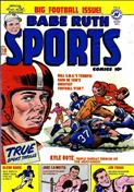 Babe Ruth Sports Comics #10