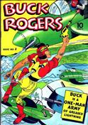 Buck Rogers (Eastern Color) #4