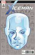 Iceman (3rd Series) #6 Variation B