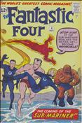 Fantastic Four (Vol. 1) #4