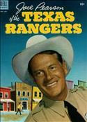 Jace Pearson of the Texas Rangers #4