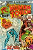 The Human Torch (2nd Series) #3