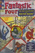 Fantastic Four (Vol. 1) #17